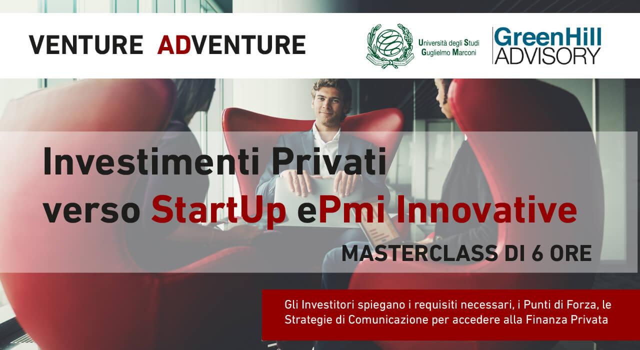 Masterclass Venture Adventure