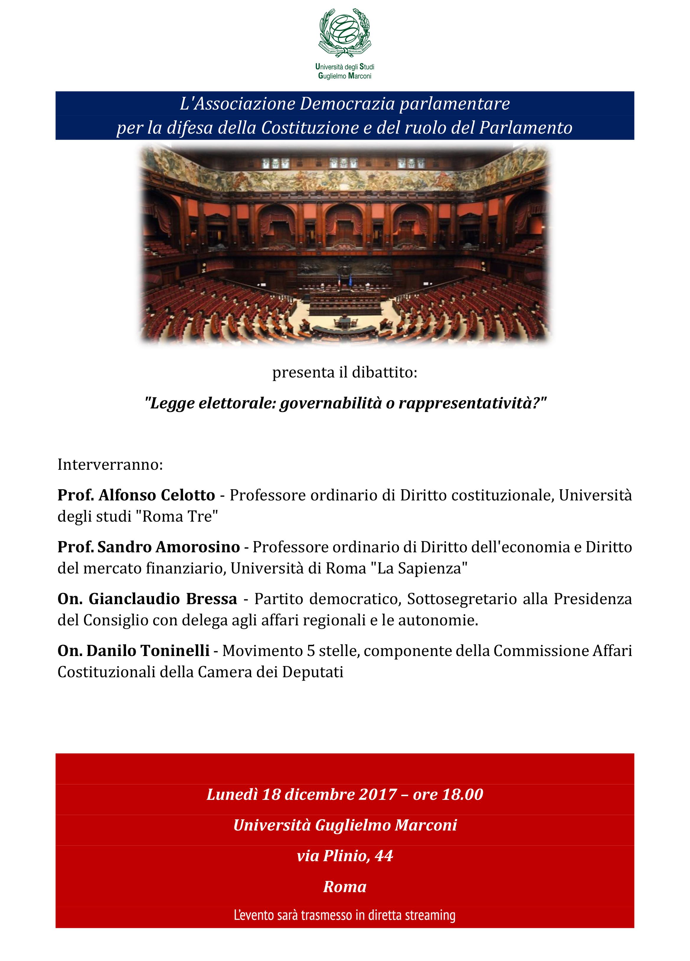 Università degli Studi Guglielmo Marconi - Evento-1418