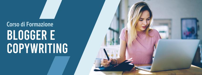 Corso di Formazione Blogger e Copywriting