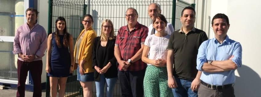Progetto Hy2Green: 3° incontro transnazionale a Dole (Francia)