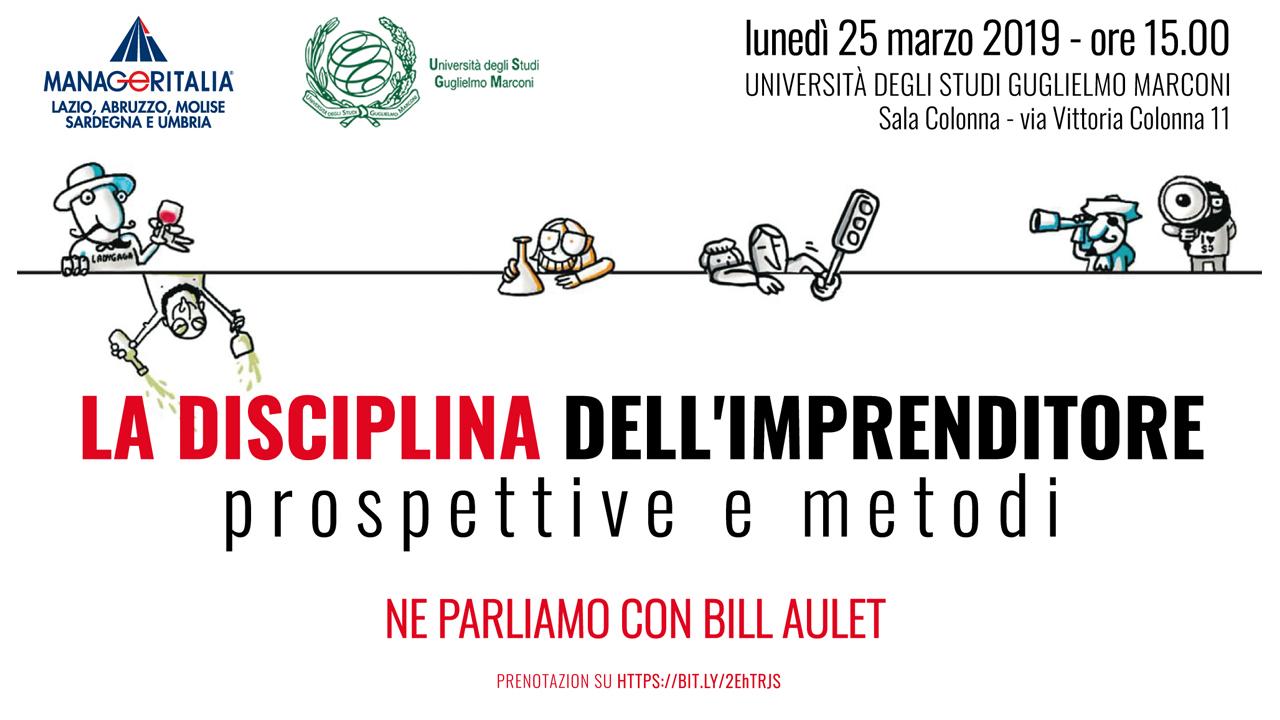 La Disciplina dell'Imprenditore - Prospettive e Metodi