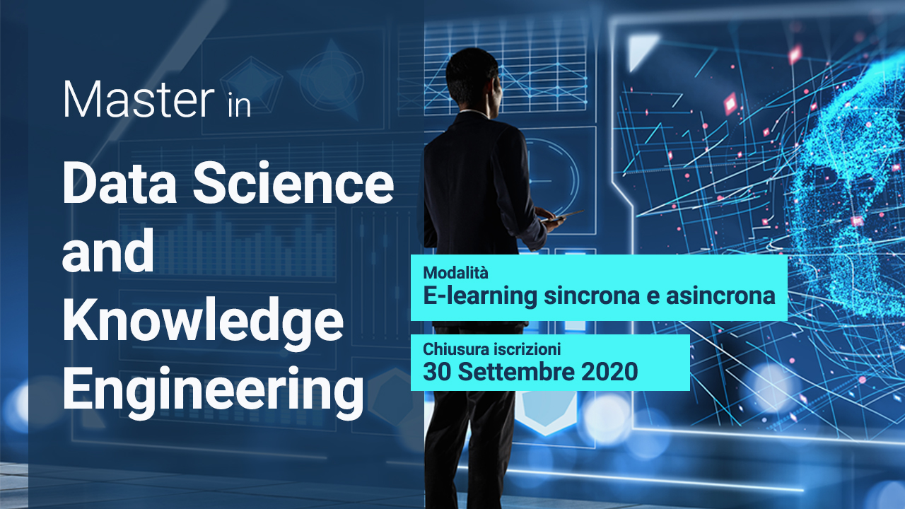 Master in Data Science and Knowledge Engineering