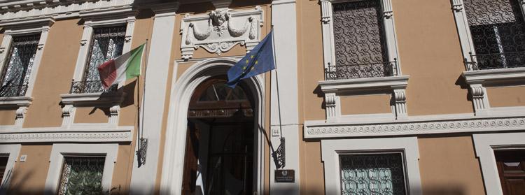 Segreteria Rettorato Sede Centrale e Amministrativa