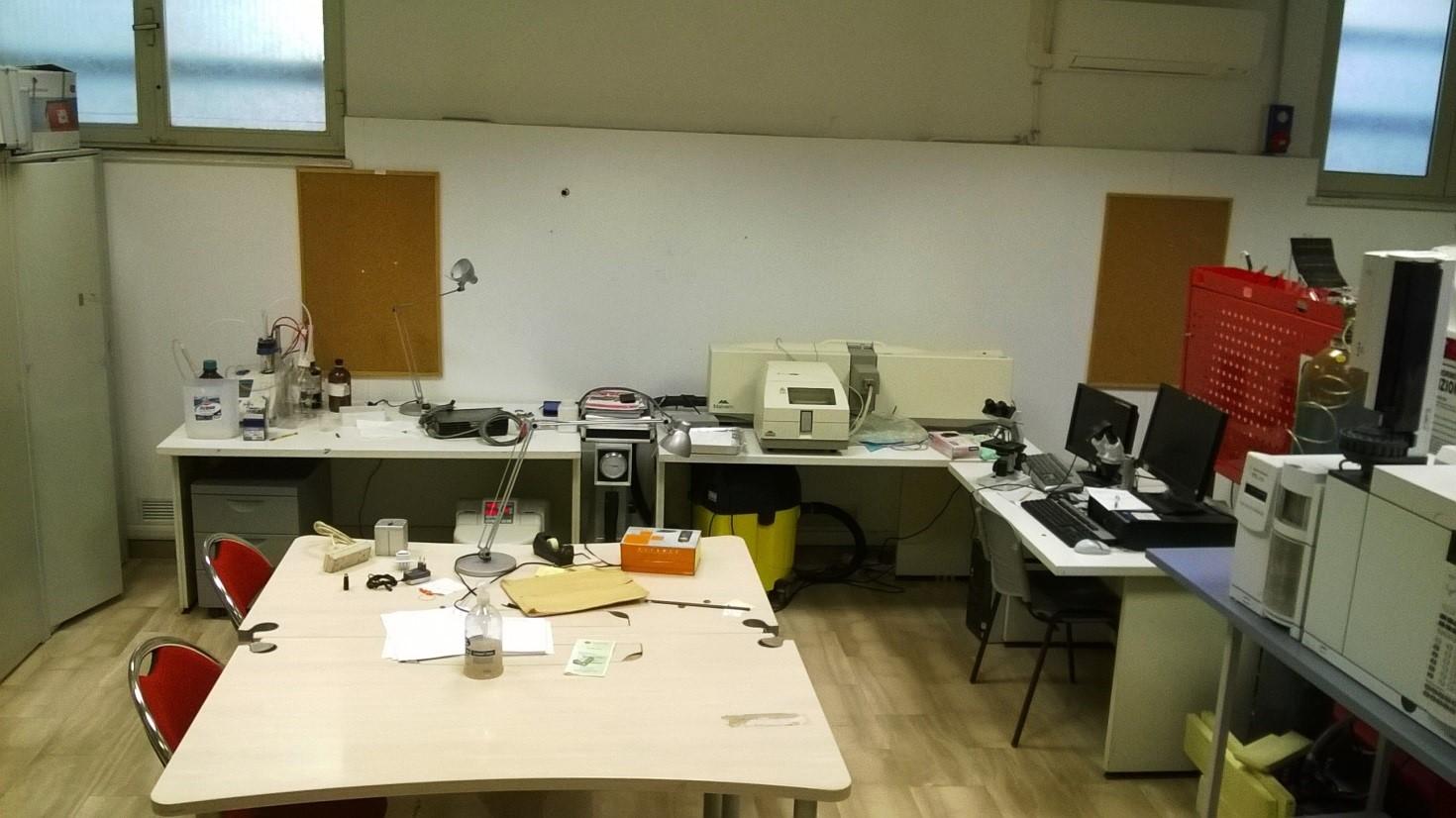 Area Tecnico-Scientifica
